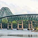 Seal Island Bridge by Riggzy