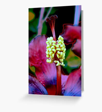 My Mind's Garden Greeting Card