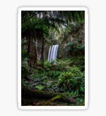 Hopetoun Falls, Otways, Victoria, Melbourne Sticker