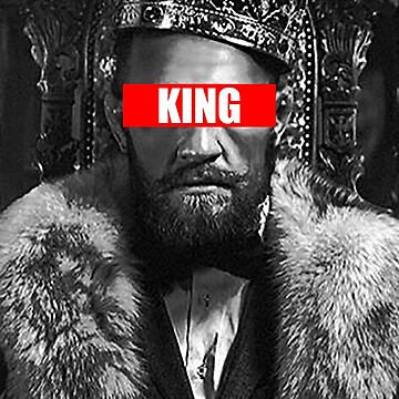 the king conor by bennyajacobs