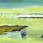 The Boat 2 by Anil Nene