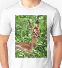 IMPALA ( Aepyceros melampus ) T-Shirt