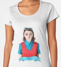 Maisie williams Women's Premium T-Shirt