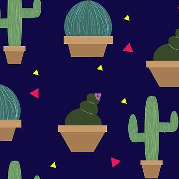Cactus by ashleyrbrinkman