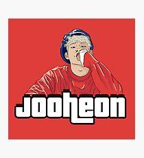 Jooheon | GTA Photographic Print