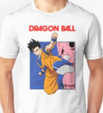 Dragon Ball Z - Gohan Manga Cover T-Shirt