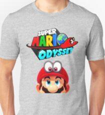Mario Odyssey Unisex T-Shirt
