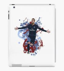 Neymar - PSG Artwork iPad Case/Skin