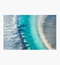 Ocean Channel Photographic Print