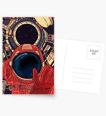 Intergalaktisch Postkarten