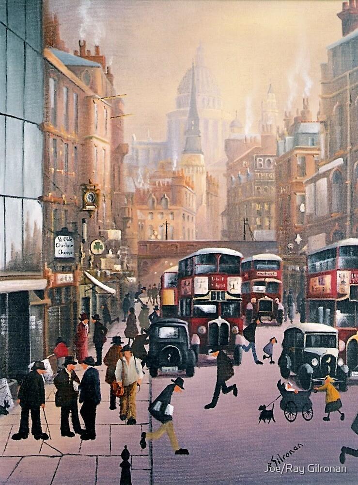 Fleet Street by Joe/Ray Gilronan