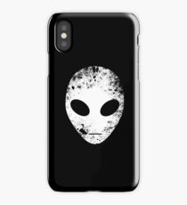 Alien Head iPhone Case/Skin