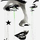 black star by Loui  Jover
