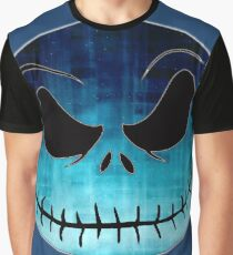 Jack Skellington - Nightmare Before Christmas -  Psychedelic Starry Night Galaxy Graphic T-Shirt