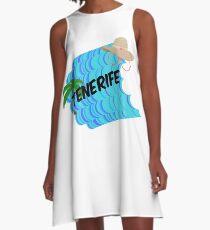 tenerife A-Line Dress