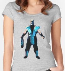 SUB ZERO Women's Fitted Scoop T-Shirt