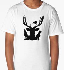 The Four Friends Long T-Shirt