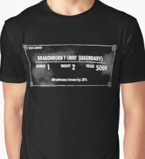 Valuable Items Graphic T-Shirt