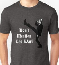 Fawlty Towers - Dont Mention The War Unisex T-Shirt