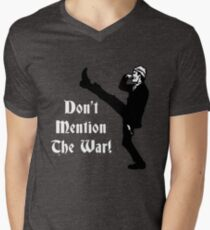 Fawlty Towers - Dont Mention The War Men's V-Neck T-Shirt