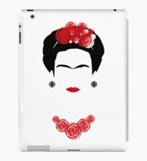 Frida Minimal iPad Case/Skin
