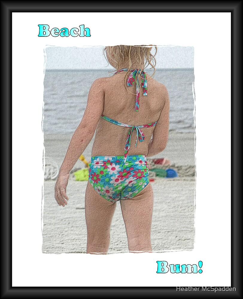 Beach Bum by Heather McSpadden