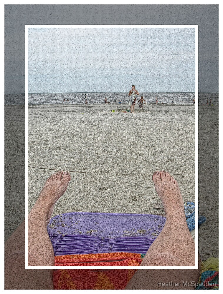 what Jekyll Island looks like to ME! by Heather McSpadden