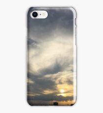 Sunset Houston iPhone Case/Skin