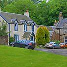 Abercorn Village by Tom Gomez