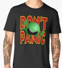 DON'T PANIC Men's Premium T-Shirt