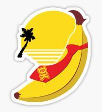 Ohh Banana  Sticker