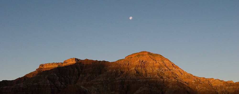 Sunrise at Zions by LucidDeveloper