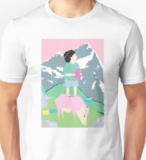 Dionysus, the Pig and the Mountain T-Shirt