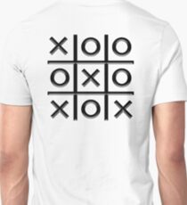 TIC TACK TOE, Noughts and crosses, Xs and Os, Game T-Shirt