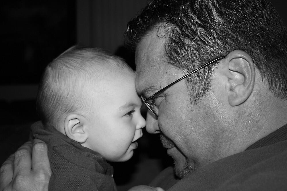 Grandpa love by photo4sale