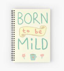 Mild Thing Spiral Notebook