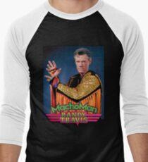 Macho Man Randy Travis Men's Baseball ¾ T-Shirt