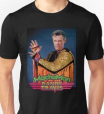 Macho Man Randy Travis Unisex T-Shirt