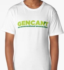GenCant Slogan Gear Long T-Shirt