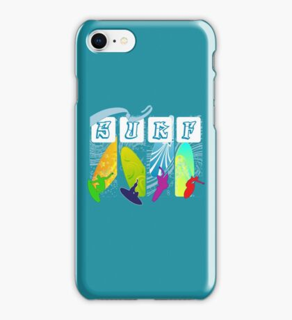 Surf iPhone Case/Skin