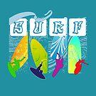 Surf by Antonio  Luppino