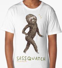 Sassquatch Long T-Shirt