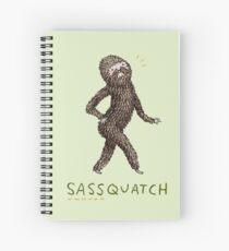 Sassquatch Spiralblock