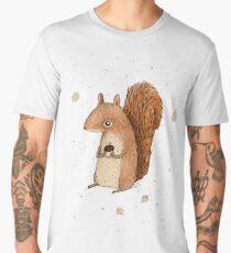 Sarah the Squirrel Men's Premium T-Shirt
