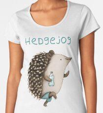 Hedgejog Premium Scoop T-Shirt