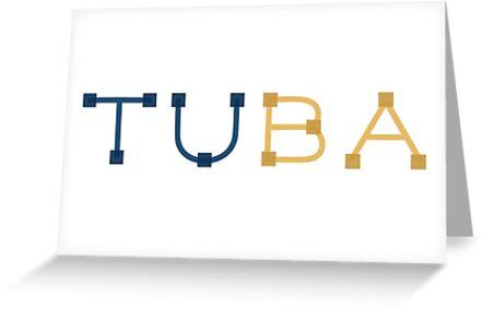 Tuba tilburg university blockchain association greeting cards by tuba tilburg university blockchain association by thlms m4hsunfo
