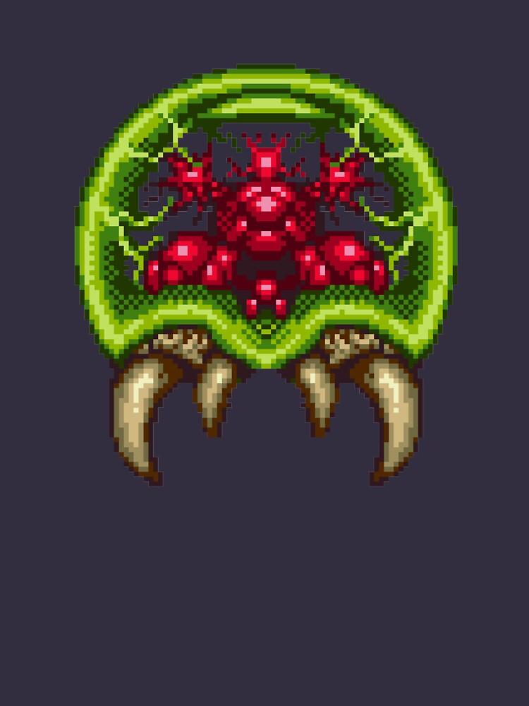 Metroid de Pixelblaster