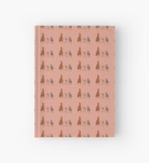 Tea Party Hardcover Journal