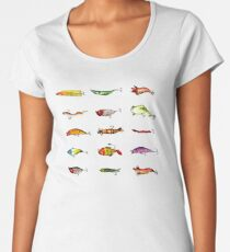 Lures Women's Premium T-Shirt