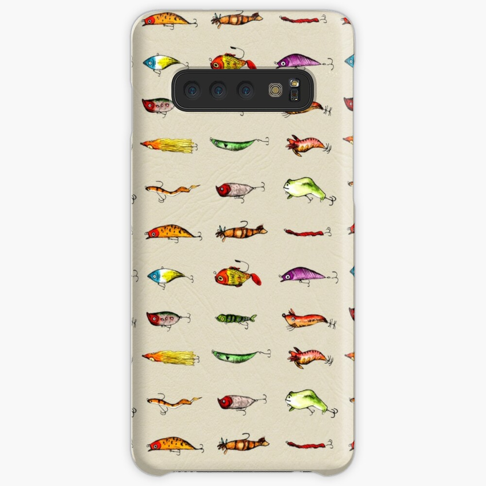 Lures Case & Skin for Samsung Galaxy
